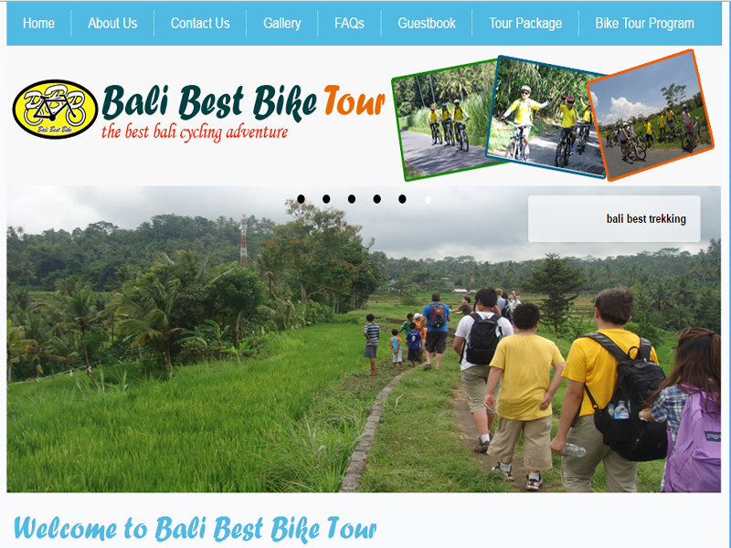 bali best bike tour